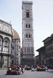 Firenze Giotto Fotografie Stock Libere da Diritti
