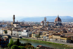Florence view Royalty Free Stock Image