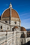 Firenze IL Duomo Stockbild
