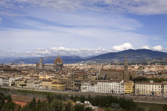 Firenze, Italia. Fotografia Stock