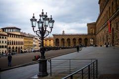 Firenze Italy Curso Fotos de Stock Royalty Free