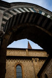 Firenze Italy Curso Foto de Stock Royalty Free