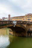 Firenze Italy Curso Foto de Stock