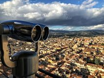 Firenze Italy magic. Enjoy the lovely landscape of Firenze royalty free stock photography