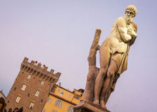 Firenze by night Royalty Free Stock Photos