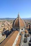 Firenze, paesaggio Fotografia Stock