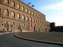 Firenze-Palazzo Pitti fotografia stock