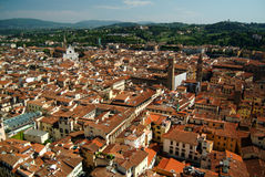 Firenze Panorama Royalty Free Stock Photo