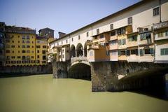 Firenze, Ponte Vecchio Stock Images
