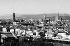 Firenze senza tempo immagine stock