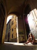 Firenze skönhet arkivbilder