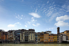 Firenze skyline Stock Image