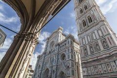 Firenze Tuscany, Italien Royaltyfri Foto