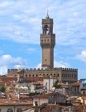 Firenze Uffizi stock photography