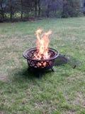 Firepit Imagens de Stock Royalty Free