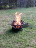 Firepit Royalty Free Stock Images