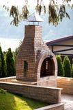 Fireplace Royalty Free Stock Image