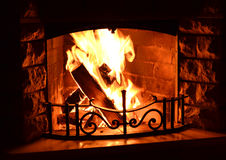 Free Fireplace Stock Photos - 19186343