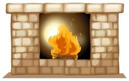 A fireplace Stock Photos