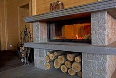 Free Fireplace Royalty Free Stock Photos - 39631668