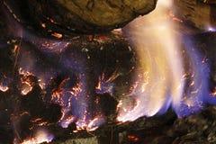 fireplace Fotos de Stock Royalty Free