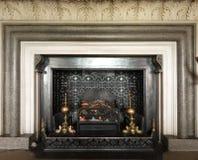 fireplace stock afbeeldingen
