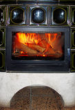 fireplace Royalty-vrije Stock Foto's