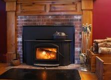 Free Fireplace Stock Photography - 7209702