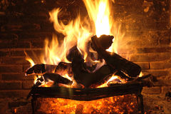 Free Fireplace Stock Photography - 7215582