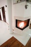 fireplace fotografia de stock
