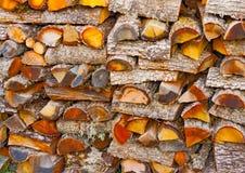 Fireplace food.. Stock Image
