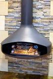 Fireplace hanging Stock Photos