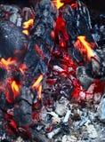 fireplace home Στοκ Εικόνες