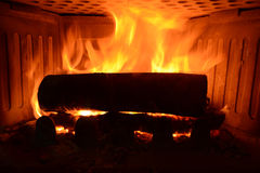 Fireplace Royalty Free Stock Images