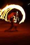 Fireshow Stock Photo