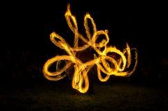 Fireshow Royalty-vrije Stock Afbeelding