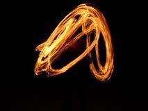 Fireshow royalty-vrije stock foto's