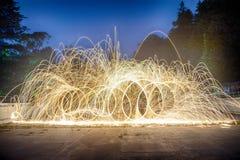 Fireshow Fotos de archivo