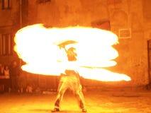Fireshow Στοκ Φωτογραφία