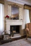 Fireside Imagem de Stock