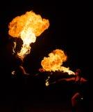 Firespitter Stock Image