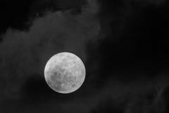 Firest Folował Mini księżyc 2014 Zdjęcie Stock