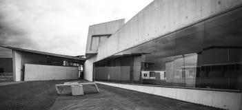 Firestation de Zaha Hadid Imagen de archivo libre de regalías