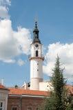 Firetower in Veszprem, Hungary Royalty Free Stock Photos