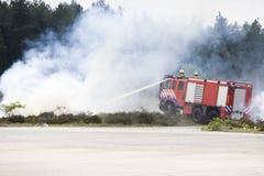 Firetruck Royalty-vrije Stock Afbeeldingen
