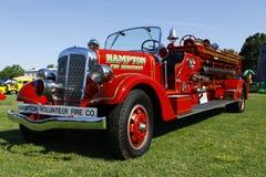 Firetruck Fotografía de archivo