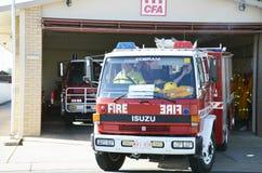firetruck Royaltyfria Bilder