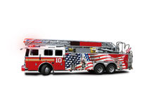 Firetruck Fotos de Stock Royalty Free