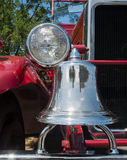 Firetruck bell Royalty Free Stock Images