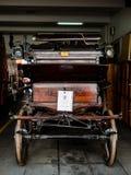 Firetruck del museo Fotografia Stock Libera da Diritti